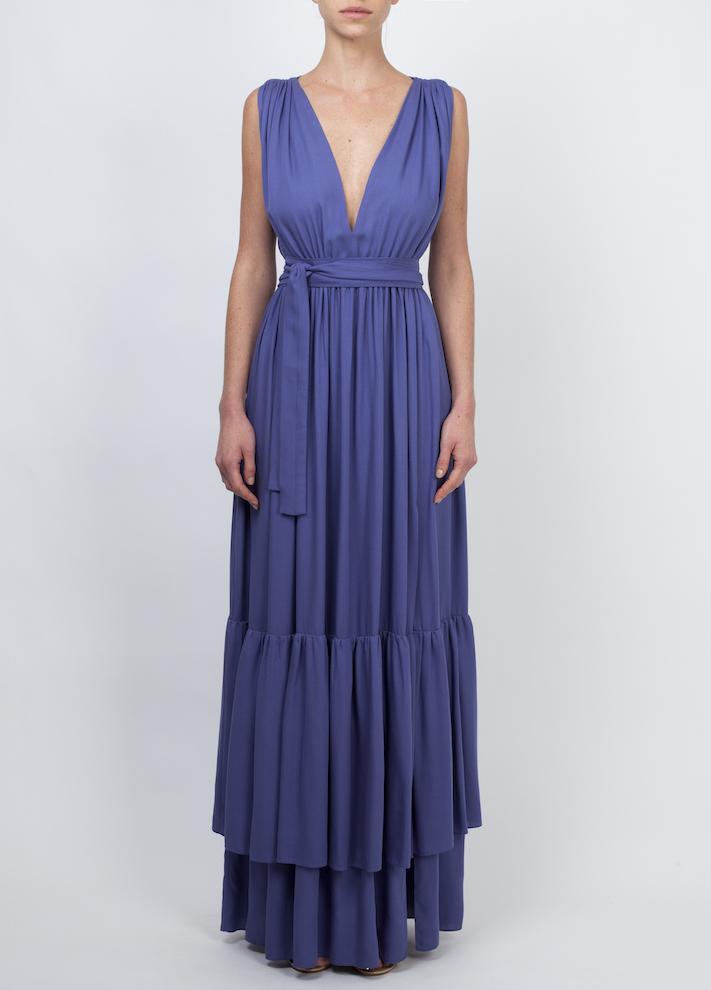Vestido Grécia Longo